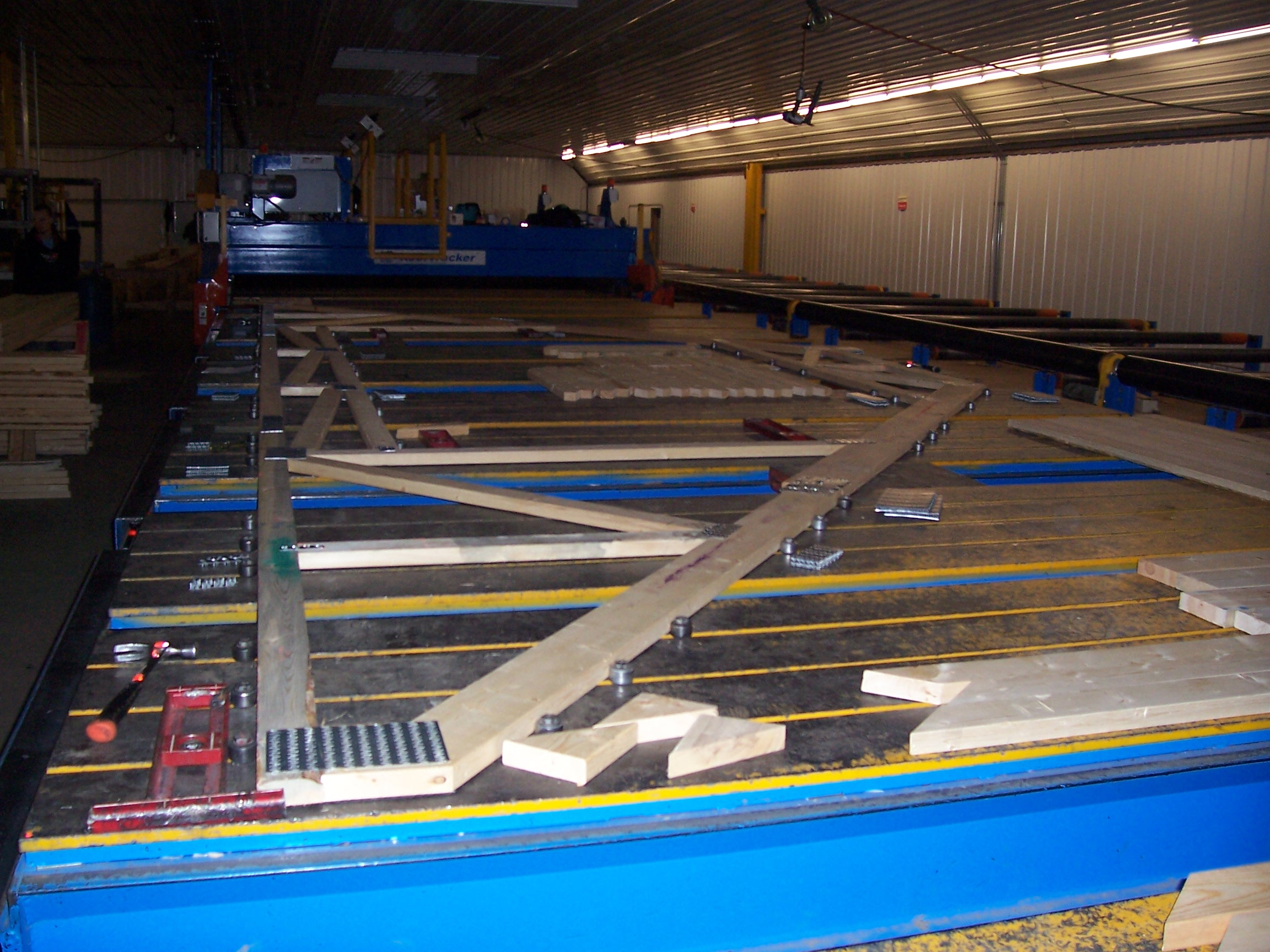 Facility And Equipment P Amp M Truss Inc