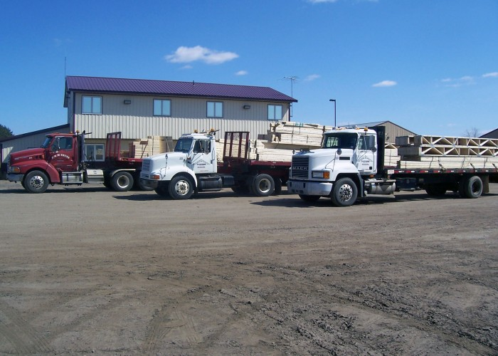 P&M Truss, Inc. Fleet