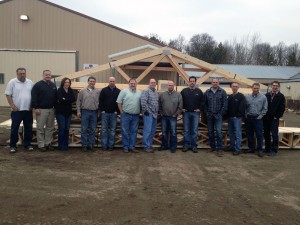 P&M Truss Staff